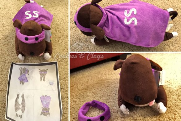Budsies Made-to-Order Stuffed Toys – Super Specks