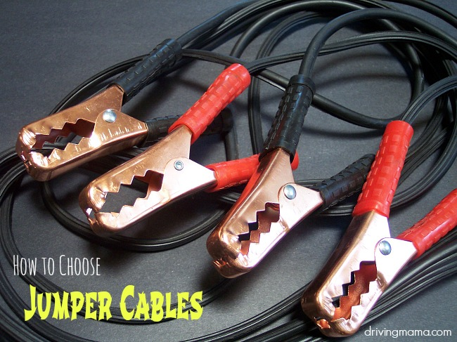 jumper cables buying guide gauge length clamp. Black Bedroom Furniture Sets. Home Design Ideas