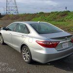 2015 Toyota Camry Review – Braving Winter Storms w/ Style