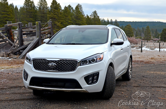 2016 kia sorento review bringing you the best cuv now. Black Bedroom Furniture Sets. Home Design Ideas