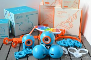 Dash & Dot – Programmable Robots for Kids Ages 5+