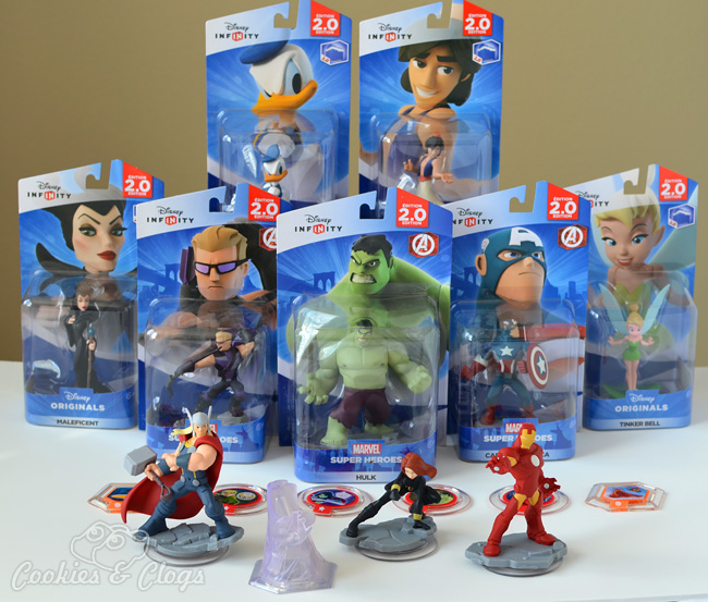 how to play disney infinity toy box