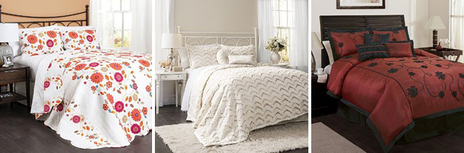 Lush Decor Affordable Bedding & Curtains – Bedding