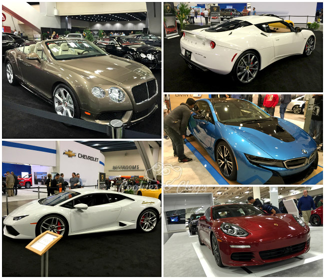 5 reasons non car nuts families might visit an auto show for San francisco motor show