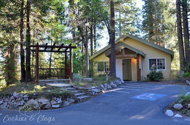 Tenaya Lodge at Yosemite in Fish Camp, CA
