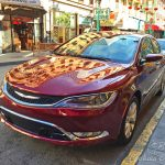 2015 Chrysler 200C Review – A Puzzling Experience