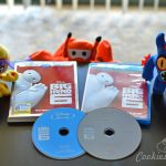 Ba-la-la-la-la! Get Big Hero 6 Blu-ray, DVD, Digital HD TODAY