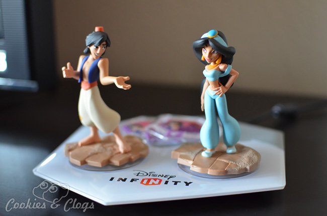 Love Is In The Air W Disney Infinity 2 0 Aladdin Toy Box Pack