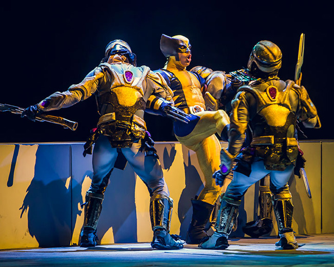 Marvel Universe LIVE! is coming to the San Francisco Bay Area with your favorite super heroes and baddies from Spider-Man, X-MEN, and, of course, the Avengers battling it out LIVE on stage. See this family friendly live entertainment show for kids (and adults) of all ages. See when it's coming and how to save 25% on tickets!