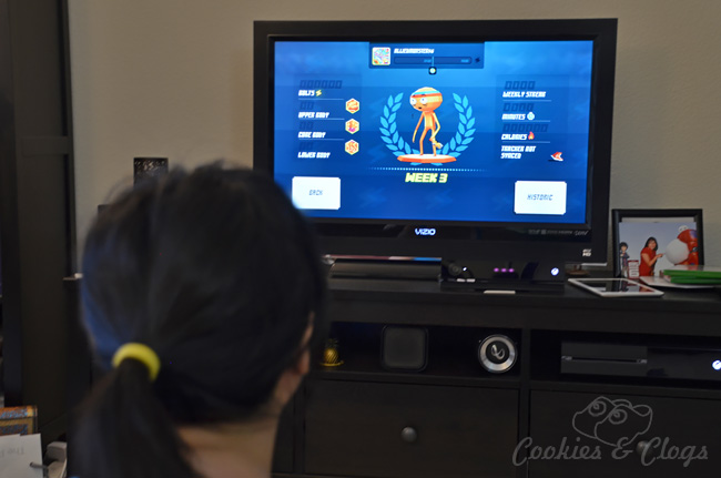Shape Up Review – Game-Based Fitness, Xbox One w/ Kinect