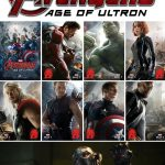 In this Avengers: Age of Ultron update you'll find a new trailer that you won't want to miss!