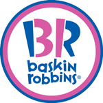 Baskin-Robbins Logo – Warm Cookie Ice Cream Sandwiches and Sundaes
