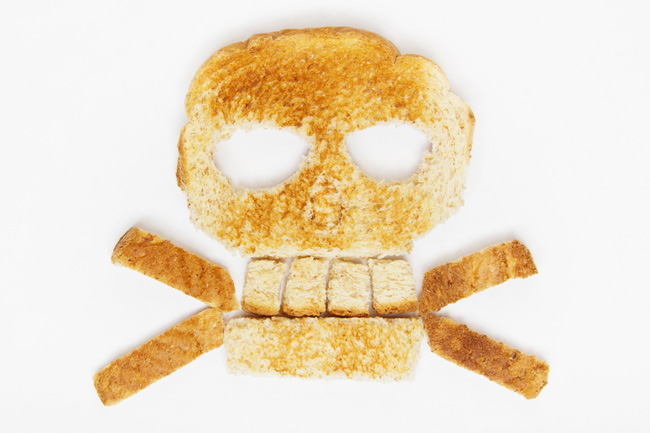 Before he had it, we had no idea what celiac disease was. See how it is different than gluten intolerance or allergy, what Celiac disease symptoms include, and why it we had to switch to only gluten free recipes.