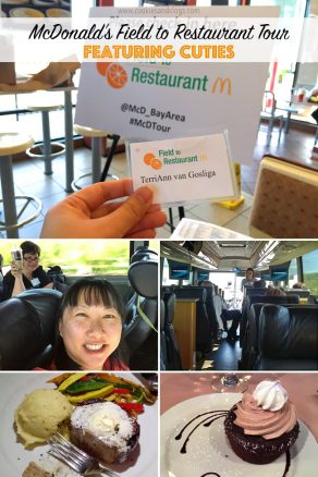 Agriculture   Health   This Field to Restaurant tour to Visalia and Maricopa featured Cuties at McDonald's . See how they go from the farm to your kid's meal.