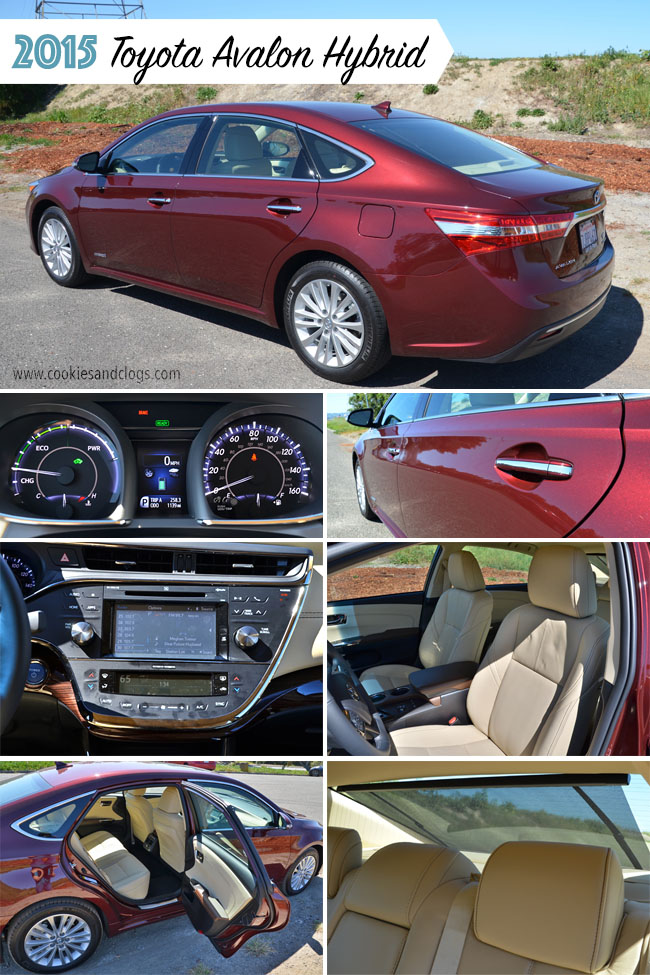 2015 Toyota Avalon Hybrid – Saving Gas in Luxurious Style