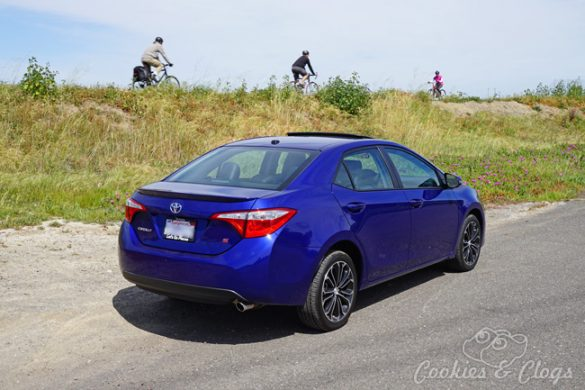 2015 Toyota Corolla Sport Reliving The Awesomeness