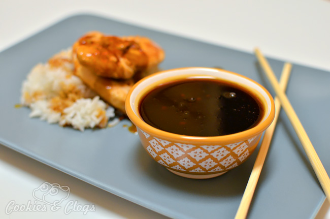 Here is an easy gluten free chicken teriyaki sauce recipe using temari. You can also use this as a marinade. See how to get the perfect consistency.