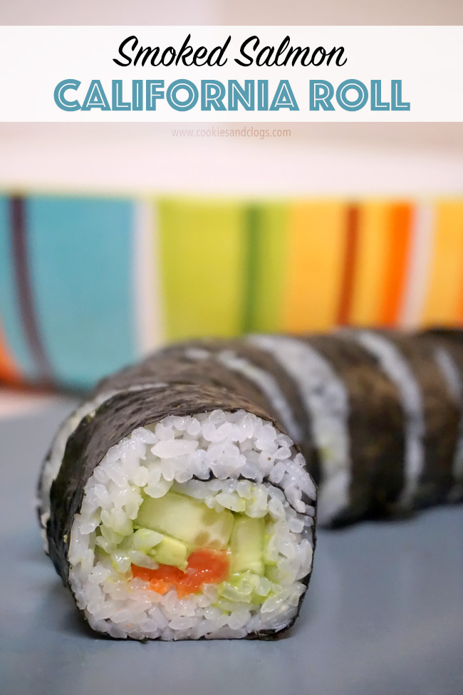 If you're tired of dull rice recipes, it might be your rice cooker. Check out this Zojirushi Umami Rice Cooker Review to see why the rice is that much better and try the Smoked Salmon California roll sushi recipe.
