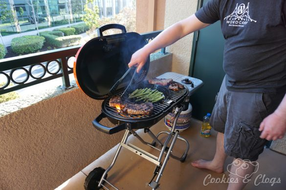 Cooking | Food | The new STŌK Gridiron Grill is a wonderful gas barbecue for portable use or for small outside cooking areas such as an apartment balcony. Fold up for easy transportation and uses STŌK interchangeable plate system. Love this one we used.