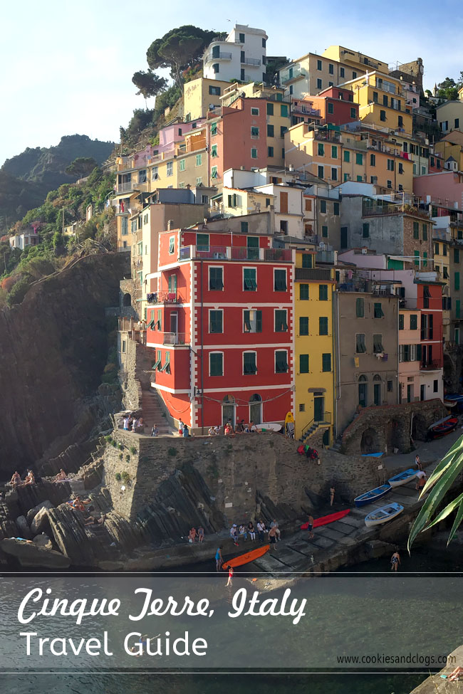 Travel | Travel with Kids | Italy | Travel tips and transportation ideas for visiting Cinque Terre / Cinqueterre in the Tuscany area of Italy. Manarola
