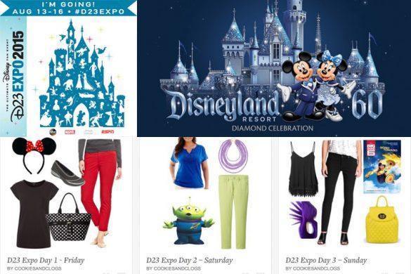 D23 Expo 2015 and Disneyland 60th Celebration #D23Expo #Disneyland60