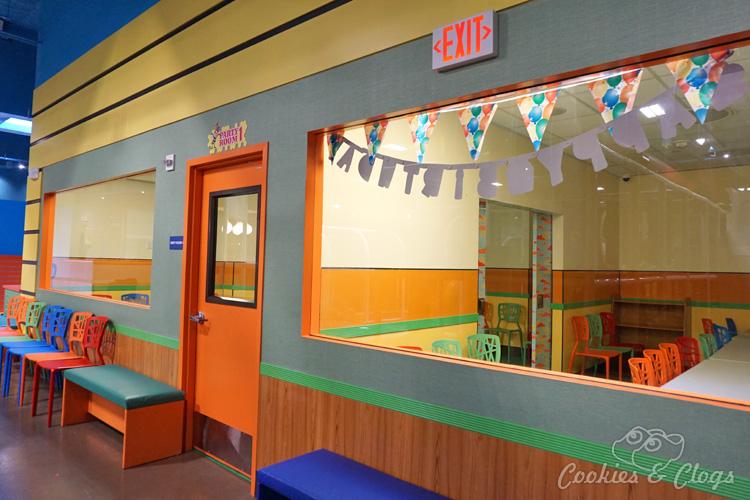 Billy Beez Indoor Playground at Oakridge in San Jose, CA
