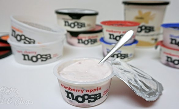 Food | noosa yoghurt is gluten-free, farm fresh, uses honey and real fruit, and is smooth and thick.