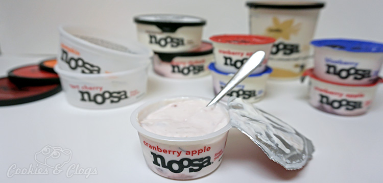 Trying to Find that Perfect Mix of Yoghurt Yum w/ noosa®