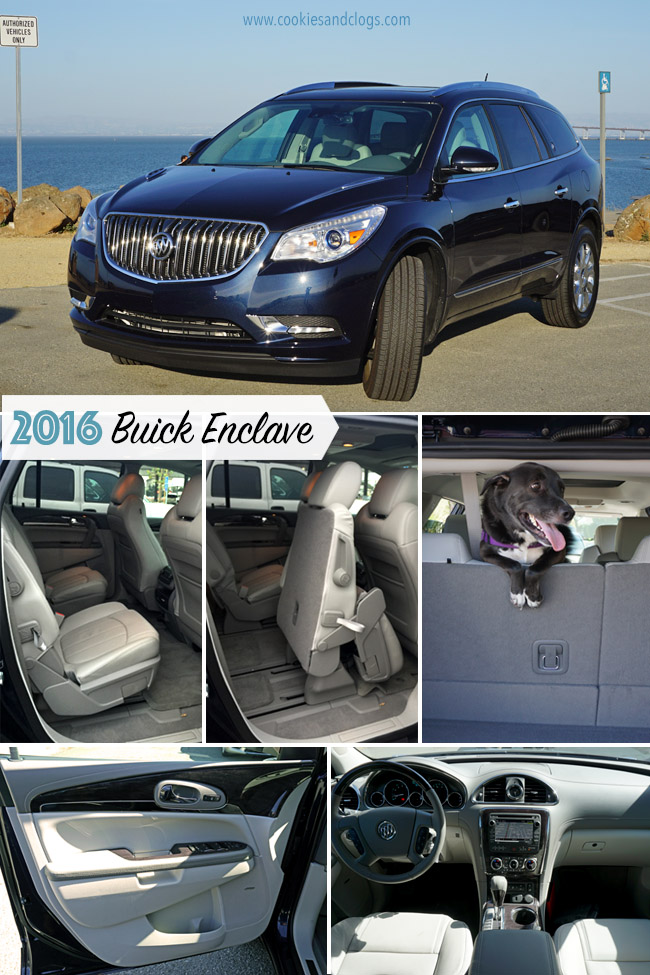 2016 buick enclave 06. Black Bedroom Furniture Sets. Home Design Ideas