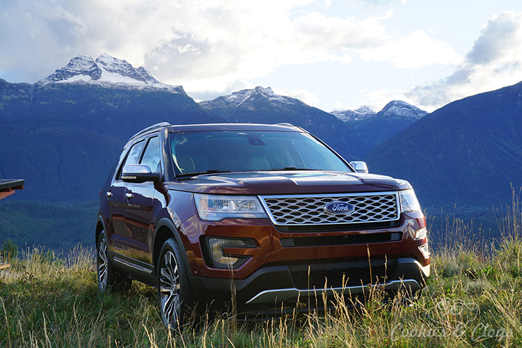 cars the 2016 ford explorer platinum is a semi luxury full size suv. Black Bedroom Furniture Sets. Home Design Ideas