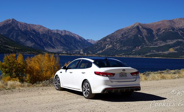 Cars | Automotive | The 2016 Kia Optima launch took place in Aspen, CO and it was a beautiful autumn destination for a car road trip.