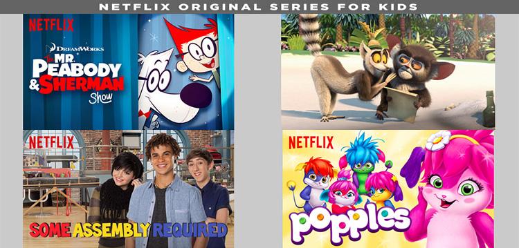 Series Netflix 2015