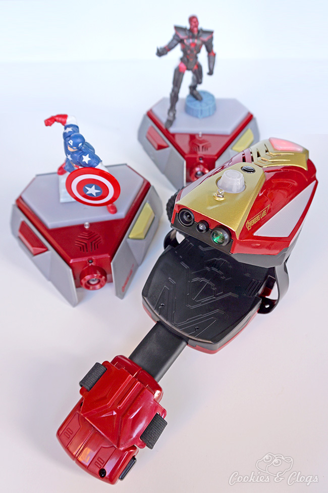 Toys | Video Games | Looking for the perfect gift for your number one Marvel / Avengers / super hero fan? Check out the interactive Disney's Playmation Starter Pack with Repulsor Gear! I'll even demonstrate it for you here!