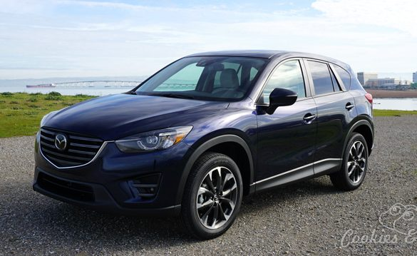 Cars | The 2016 Mazda CX-5 is a popular CUV and is built to last. However, despite the nice bold exterior and seating, it's surprisingly bland and rough. See what I mean here.