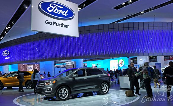 Cars | Ford had some big announcements at NAIAS 2016 that included the new Raptor, 4 new Fusion cars, about FordPass, and more. Stop by for a giggle at my field goal attempt at Ford Field, home of the NFL Detroit Lions, as well.