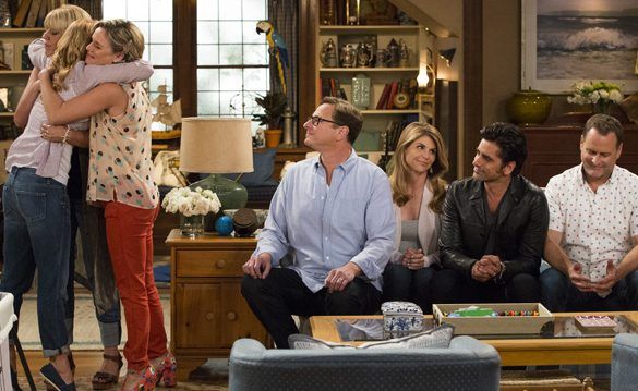 Television | Entertainment | Fuller House is now on Netflix Streaming. The family from Full House is back but all grown up and ready to raise another generation in the iconic house. Check out this and other family friendly movie and television suggestions for your next family night in.