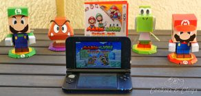 Video Games   Mario & Luigi Paper Jam for Nintendo 3DS is a blast to play. It provides hours of entertainment for both kids and adults. See what you need to know when playing this rpg / platformer video game. Also uses Amiibos.