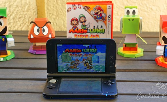 Video Games | Mario & Luigi Paper Jam for Nintendo 3DS is a blast to play. It provides hours of entertainment for both kids and adults. See what you need to know when playing this rpg / platformer video game. Also uses Amiibos.