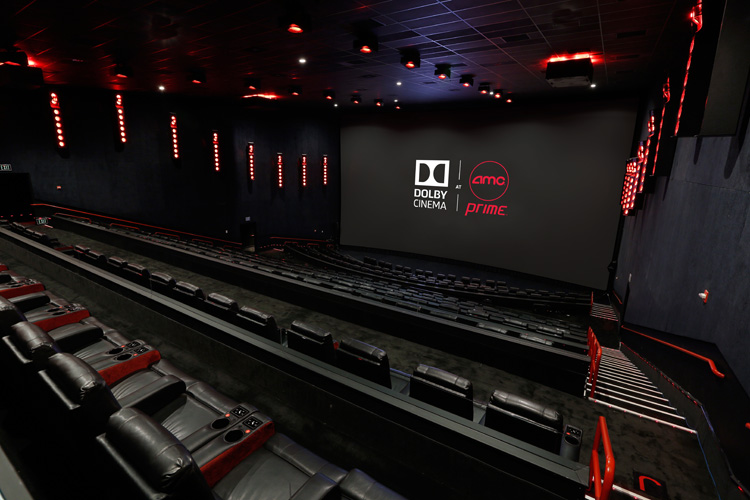 Movies   Animation   See Disney's Zootopia in Dolby Cinema at AMC Prime opening week with reclining seats, stunning and vivid visuals, and Dolby Atmos sound!