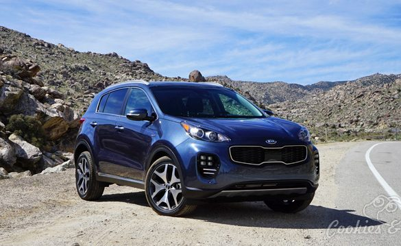 Cars | The new 2017 Kia Sportage has been totally redesigned and it's fantastic. See why this should be considered as your next family CUV as it excels in looks, power, tech, and comfort.