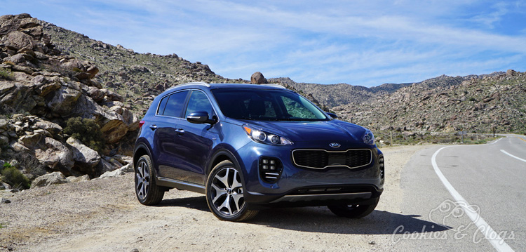 2017 kia sportage becoming the best family crossover. Black Bedroom Furniture Sets. Home Design Ideas