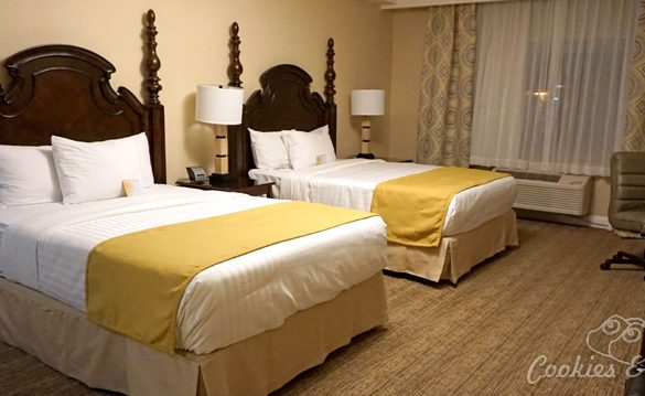Hotels | Ayres Suites Ontario Mills Mall in Ontario, CA is a quiet and convenient hotel for short stays in Southern California. It's a bit dated but the prices are reasonable.