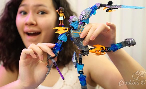 Television | Entertainment | Netflix originals LEGO Friends : The Power of Friendship and LEGO Bionicle : The Journey to One are now streaming. See the LEGOs for girls and boys that my daughter enjoys.