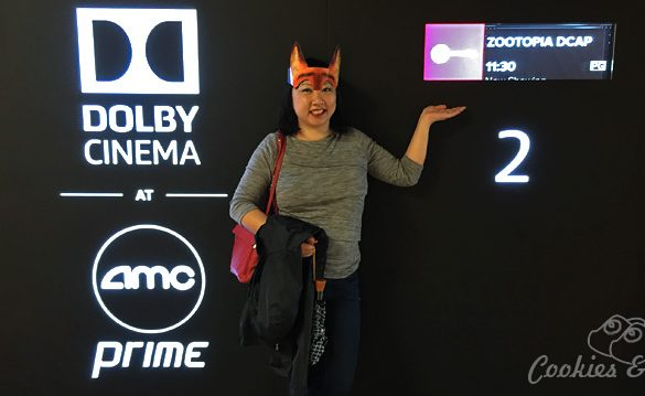 Movies | You should definitely see Zootopia with your family. If you're going to see it, though, it should be at a Dolby Cinema at AMC Prime theater with Dolby Atmos sound and reclining vibrating seats. Check out our experience and order your tickets to visit this week!