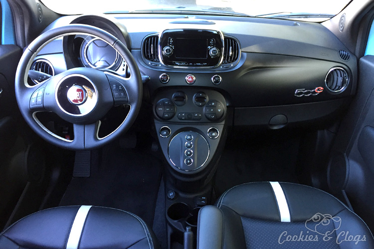 Cars The 2016 Fiat 500e Is An Adorable But Sporty Electric Vehicle It S Peppy