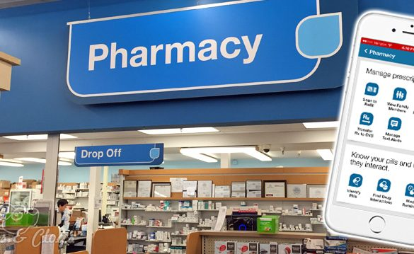 Travel Tips | Health | In case you forget to pack medication for vacation, the CVS app now includes a Mobile Prescription Pickup. Just order, have your app scanned, sign, then go. This is great for those that still forget their meds despite a detailed vacation packing list like me.