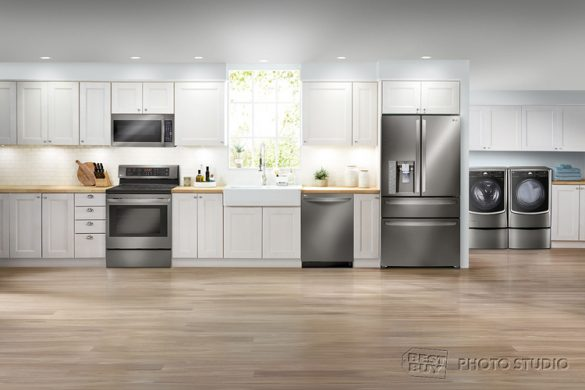 Home   Technology   Cleaning   New ENERGY STAR Certified washers and dryers can save the earth when it comes to consuming less energy and water. Models like the LG Twin Wash and Sidekick from Best Buy can also save you time and money by washing two loads at once.