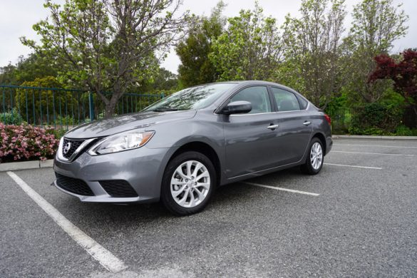 Cars | The 2016 Nissan Sentra SV is a great commute compact sedan with a solid ride and current tech features. Yet, it starts at only $16,000. However, it has some esthetic issues.