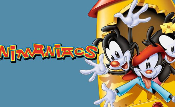 Television | Animaniacs is now streaming on Netflix and I'm ecstatic. I love being able to share cartoons from my childhood with my daughter and this is one of the wacky ones she's sure to love with Yakko, Wakko, and Dot.