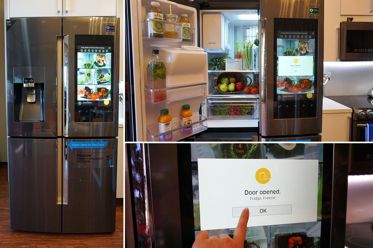 Envying The Samsung Appliances Sold At Best Buy